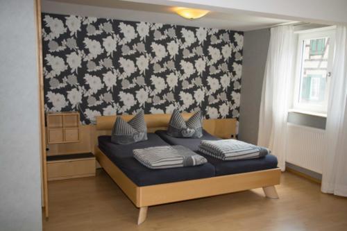 01 Hofgarten - Schlafzimmer