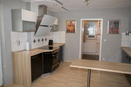 06 Hofgarten - Küche